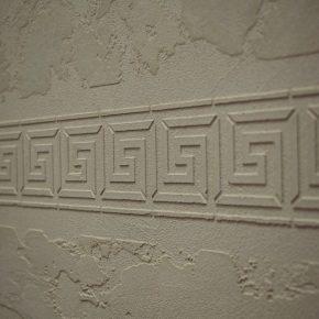 Декоративная штукатурка стен – как делается подготовка стен и внутренняя отделка своими руками