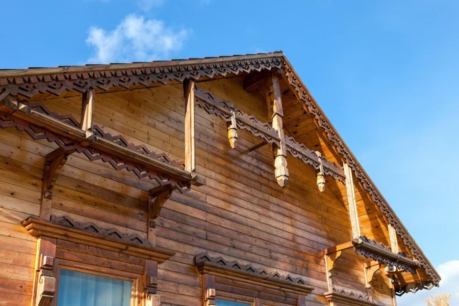 Как правильно делать двускатную крышу