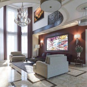 Гостиная в частном доме: идеи дизайна и интерьера. Советы специалистов по учету особенностей частного дома (70 фото)