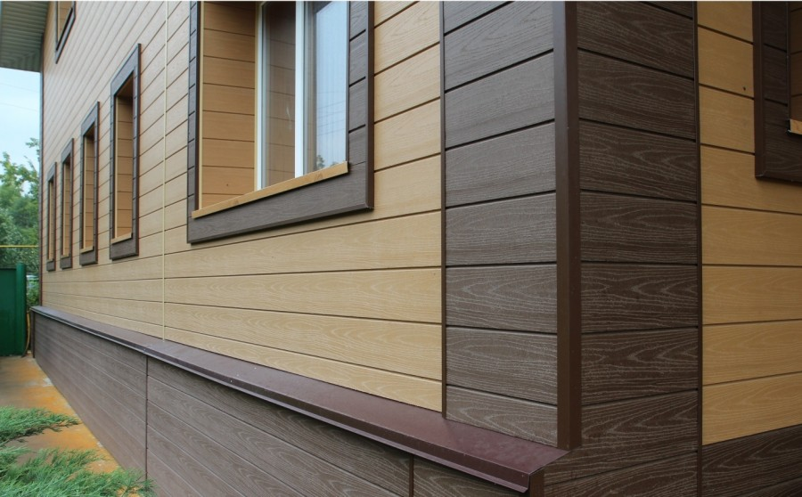 Панели для отделки фасадов частных домов - какой вариант выбрать