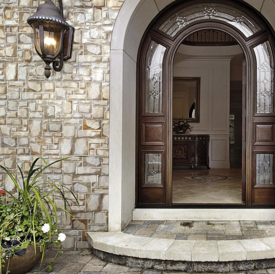 Фасадная плитка под кирпич виды облицовочной плитки для фасада и монтаж всех элементов