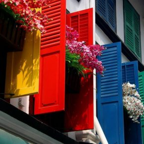 Ставни на окна – популярные виды, изготовление своими руками и особенности установки