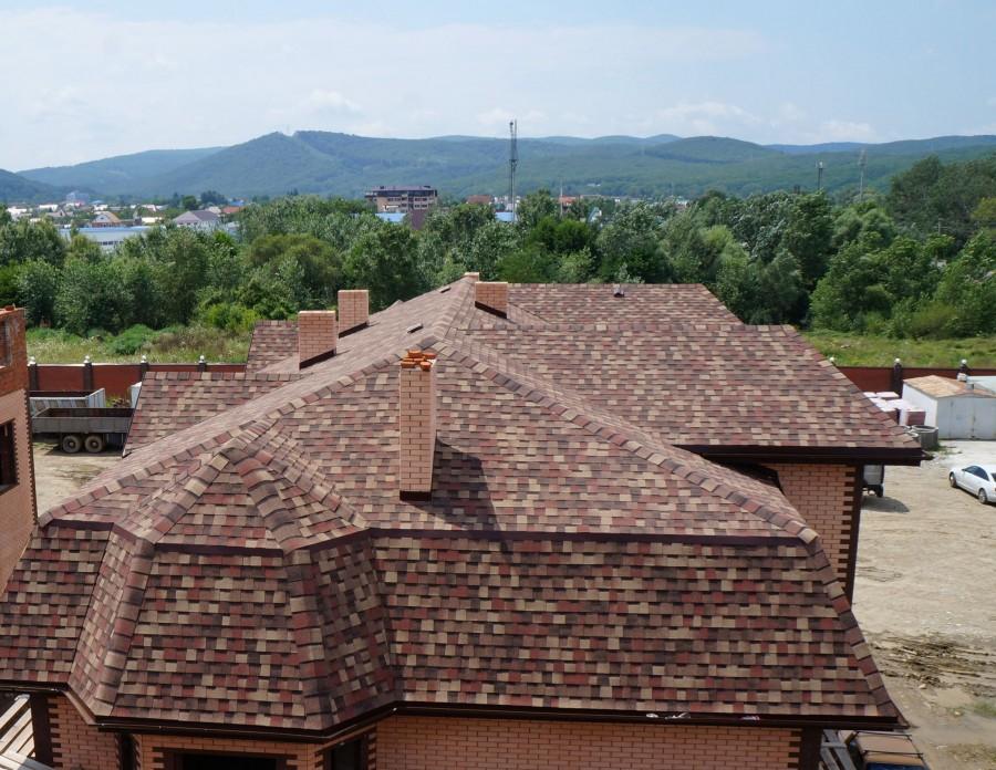 ужи крыши домов фото в азербайджане помощью