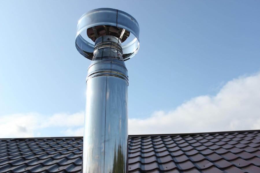 Дымоход для газового котла в частном доме требования к монтажу