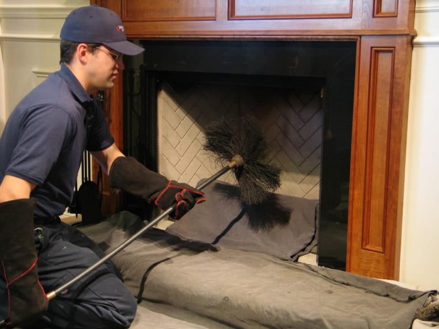 Как сделать ерш для чистки дымохода своими руками?