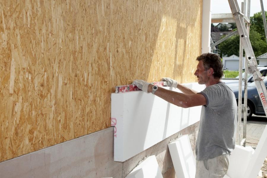 Как утеплить стены пенопластом своими руками Пошаговая инструкция и фото