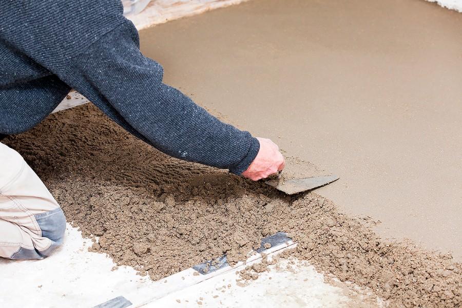 цементно песчаный